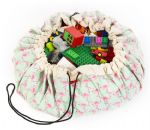 Flamingo - Play & Go, Toy Storage Bag